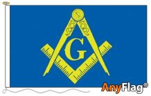 -MASONIC  ANYFLAG RANGE - VARIOUS SIZES